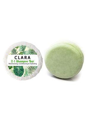 Clara 2 - 1 Shampoo Bar | Moisturizing, Conditioning & Hydrating